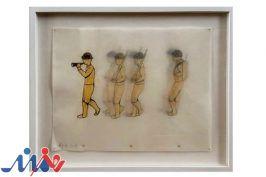 آثار آویش خبرهزاده در کاخ کرامول لندن به نمایش درآمد