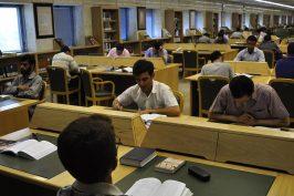 برنامههای کتابخانه ملی برای نابینایان