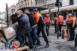 پس از ۱۰ سال مجسمه ایتالیایی مسروقه در بروکسل  پیدا شد