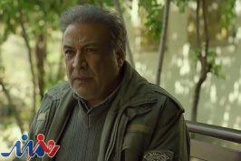 عبدالرضا اکبری نقش یک محیط بان را بازی می کند