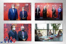 مهمانان ویژه جشنواره جهانی فیلم فجر چه کسانی بودند؟