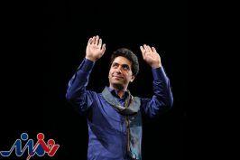 معتمدی در تهران کنسرت میدهد