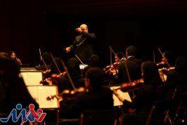 کنسرت ارکستر سمفونیک «رسانه هنر» در تالار وحدت
