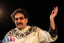 انتقاد شهرام ناظری از نحوه نمایش سازها در کنسرتش