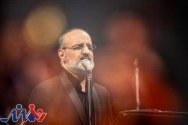 محمد اصفهانی برای «بوی باران» میخواند