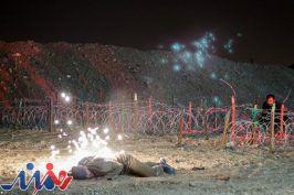 عبور از معابر جنگی در دل تهران