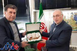 گسترش تعامل فرهنگی - تاریخی ایران و کویت