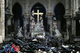 بازسازی کلیسا نوتردام در ۵ سال امکان پذیر نیست