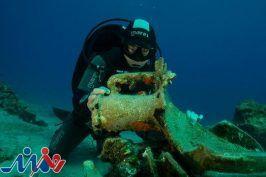 کشف بقایای کشتی ۲۰۰۰ ساله در یونان