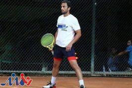امیر جدیدی از انتخابی تیم ملی تنیس کنار کشید