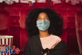 ماسک در سینماهای آمریکا اختیاری شد