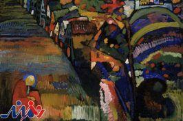 پایانی بر جنجال نقاشی کاندینسکی