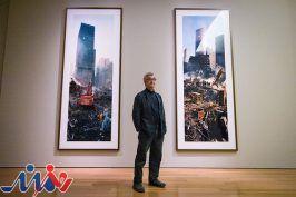 نمایشگاه عکس ویم وندرس برای ۱۱ سپتامبر