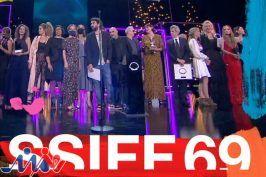 زنان برنده بزرگ جشنواره سن سباستین شدند
