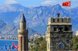 صدرنشینی گردشگری ترکیه در جذب توریست میان کشورهای اروپایی