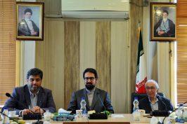 دومین جلسه هم اندیشی بزرگداشت صدسالگی هنرستان تهران برگزار شد